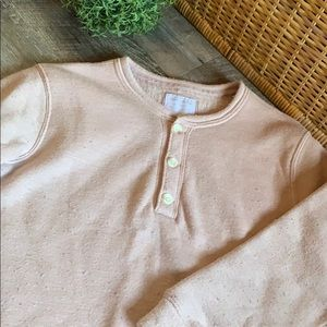 Abercrombie & Fitch Cropped Sweatshirt